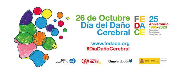 EMT Madrid se implica en una campaña de concienciación sobre el daño cerebral