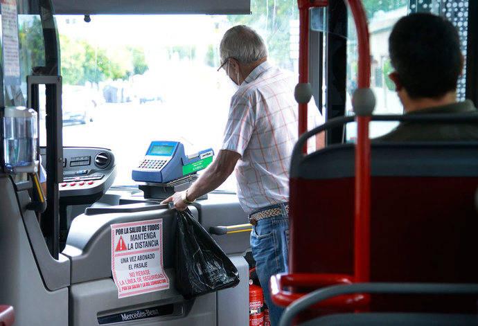 Los autobuses de Jerez serán gratuitos los viernes hasta final de año