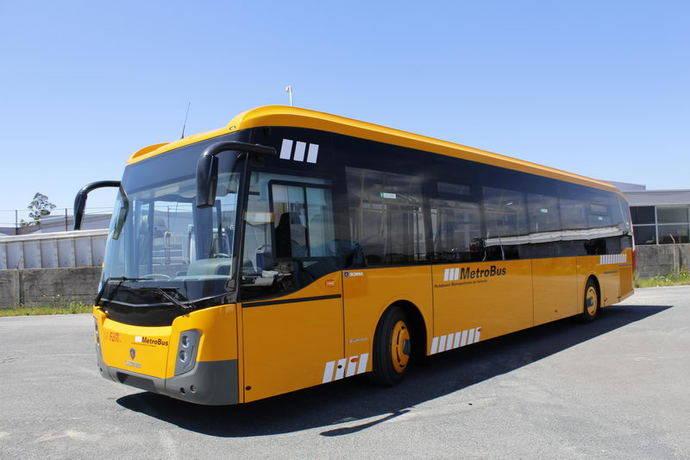 La empresa Grupo Transvía adquiere dos modelos Magnus.E de Castrosua