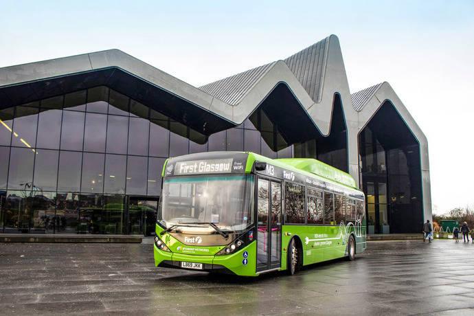 ADL da la bienvenida al apoyo del gobierno escocés para 35 nuevos autobuses eléctricos