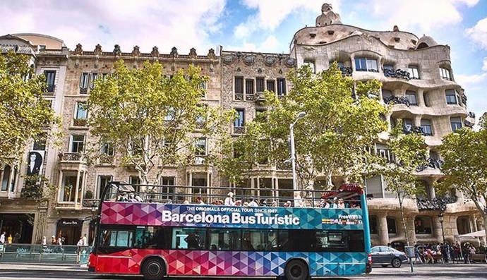 El Bus Barcelona Panoràmica funcionará hasta el 1 de noviembre