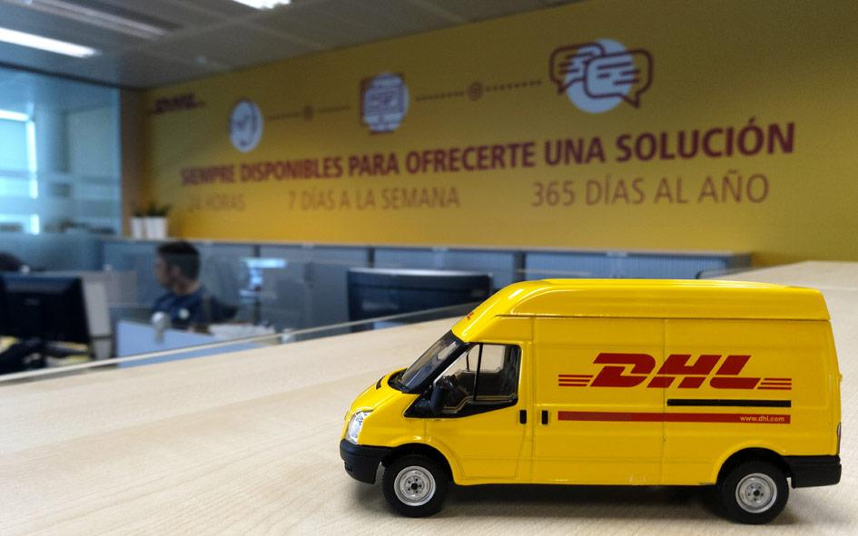 dhl parcel traslada sus oficinas en madrid a unas con