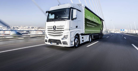 Mercedes incrementa su número de aplicaciones dentro de Fleetboard