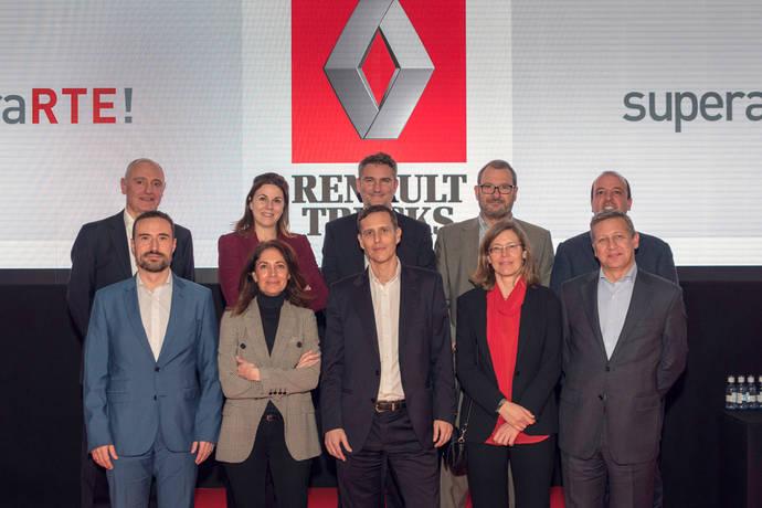 Renault Trucks presenta su nuevo equipo directivo para el mercado nacional