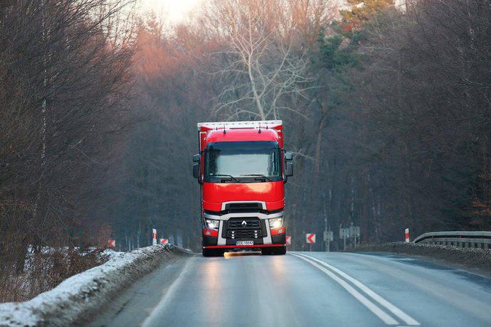 Tres primeras cuotas del renting gratis para la gama T de Renault Trucks