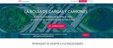 Página web Wtransnet.