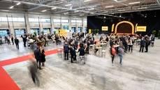Centro logístico en el aeropuerto de Viena.