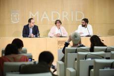 Madrid contará con 24 kilómetros más de carriles bus en 2018