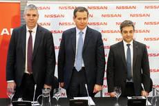 Nissan anuncia inversiones y medidas de competitividad para la planta de Barcelona.