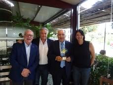 Feteia-Oltra rinde homenaje a Grupo Raminatrans por su 30º aniversario