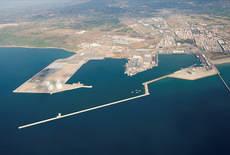 Puerto de Sagunto.