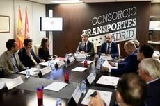 Sesión de control de la Asamblea de Madrid.