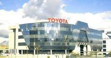 Oficinas centrales Toyota en España.