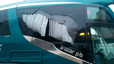 Apetam denuncia graves incidentes de sus vehículos en Sevilla