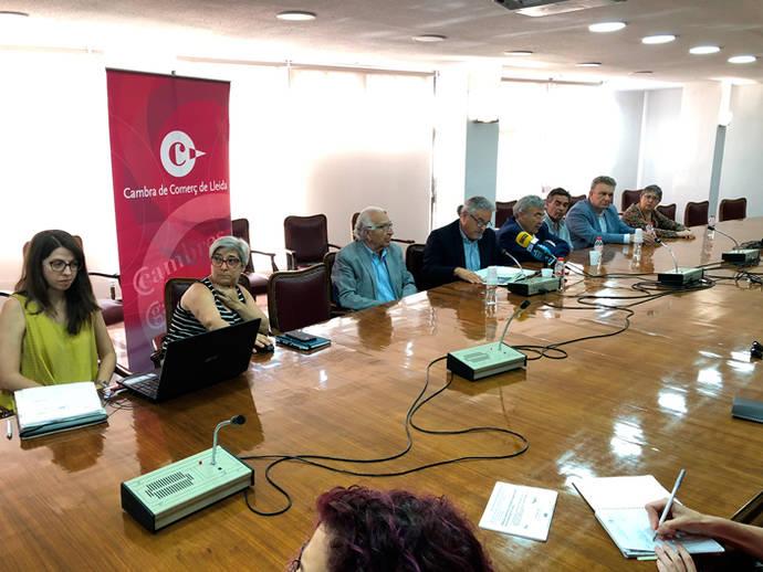 Crece un 6% la ocupación logística en Lleida