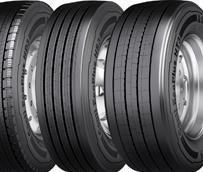 Continental informa a los transportistas del estado de los neumáticos