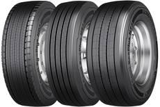 Neumáticos Ecoplus Continental.
