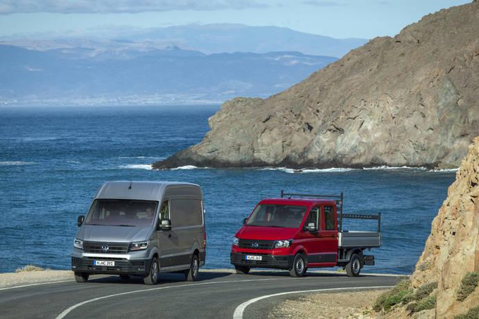 Volkswagen Vehículos Comerciales abre los pedidos para el nuevo Crafter en España