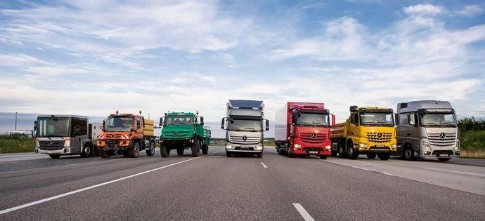 Daimler vuelve a registrar varios récords durante el tercer trimestre