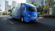 Daimler cierra 2017 con 476.325 camiones vendidos, lo que supone 60.000 más que en 2016