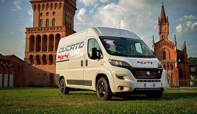Fiat amplía la oferta de Ducato con la versión Camper