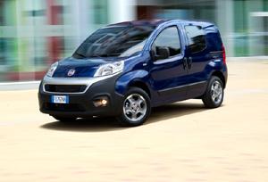Fiat renueva su comercial más pequeño: el Fiorino
