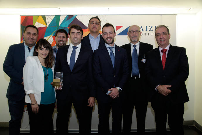 Iveco España recibe el premio Kaizen de Excelencia en Productividad
