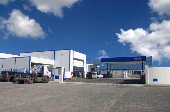 Nuevas instalaciones de Mazo en el puerto de Cádiz