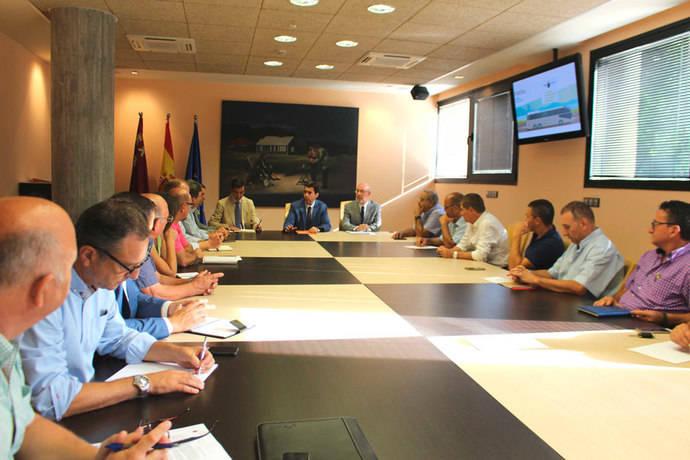 Murcia inicia la adecuación de sus concesiones