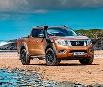 El Nissan Navara crece en agosto un 30% en España