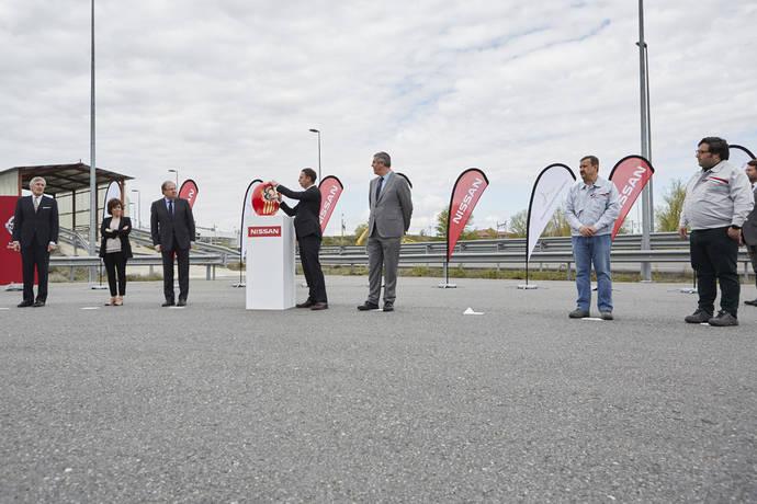 Nissan expone el futuro de su factoría de Ávila