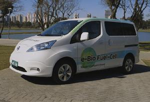 Nissan alcanza los 600 km de autonomía con pila de combustible de bio-etanol