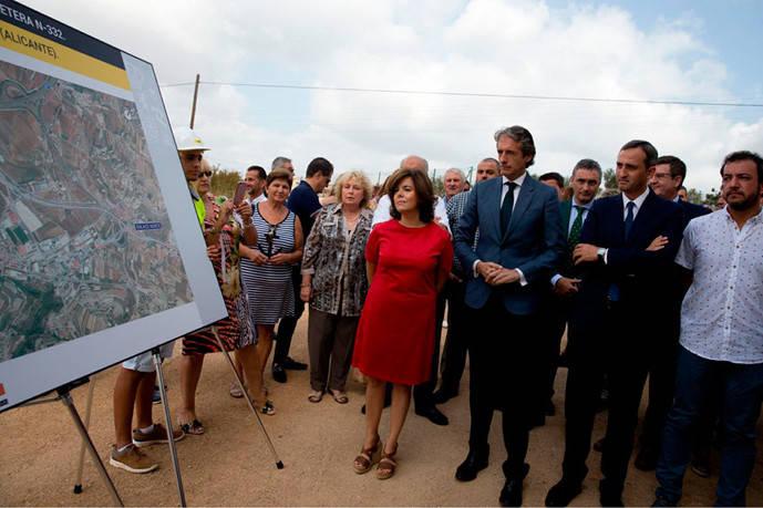 Fomento inicia el proceso de rescate de las autopistas en quiebra