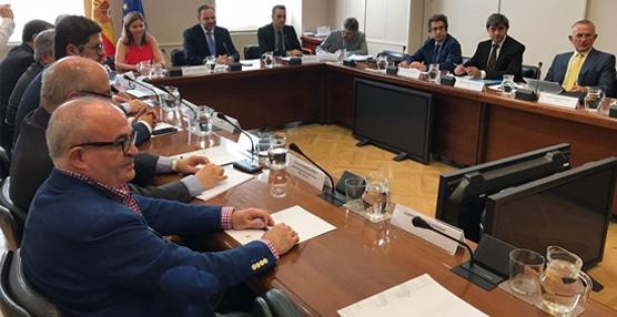 CETM traslada al ministro Ábalos el 'desánimo y crispación' del Sector