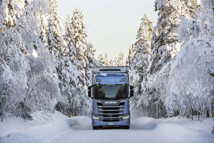 Scania tiene multitud de actividades interesantes previstas para este año 2017.