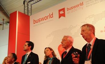 Busworld, el evento de networking e innovación en China
