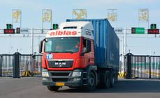 El primer transporte TIR de Europa a China llega en solo 12 días