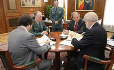 La Guardia Civil y Alsa colaborarán para fomentar la seguridad