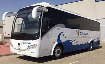 Alsa adquiere la empresa canaria de autobuses Gumidafe