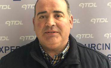 Antonio Monteserín, nuevo director de la zona Noroeste de ATDL