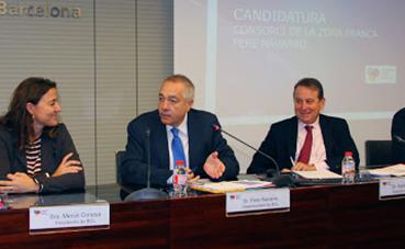 BCL y Foro de Logística firman un acuerdo por el empleo y el talento