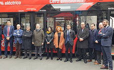 Bilbobus inicia 2020 con el 28% de la flota renovada y sostenible