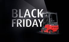 Linde Material Handling organiza su propio Black Friday