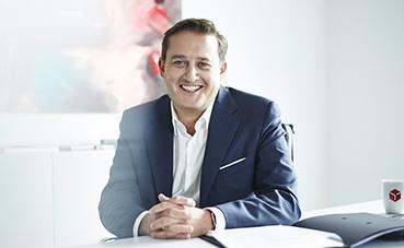 Boris Winkelmann nuevo presidente y consejero delegado de GeoPost
