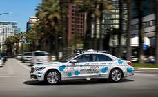 Bosch y Daimler prueban un servicio automatizado de transporte urbano