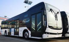 BYD proporcionará a Colombia 379 autobuses 100% eléctricos