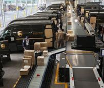 UPS ingresa 965 millones de dólares netos en el primer trimestre