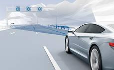 Soluciones Bosch para la conducción autónoma segura