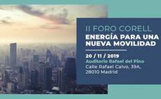 Energía para una nueva movilidad: II Foro Corell