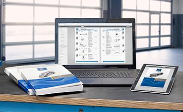 DT Spare Parts publica cuatro nuevos catálogos